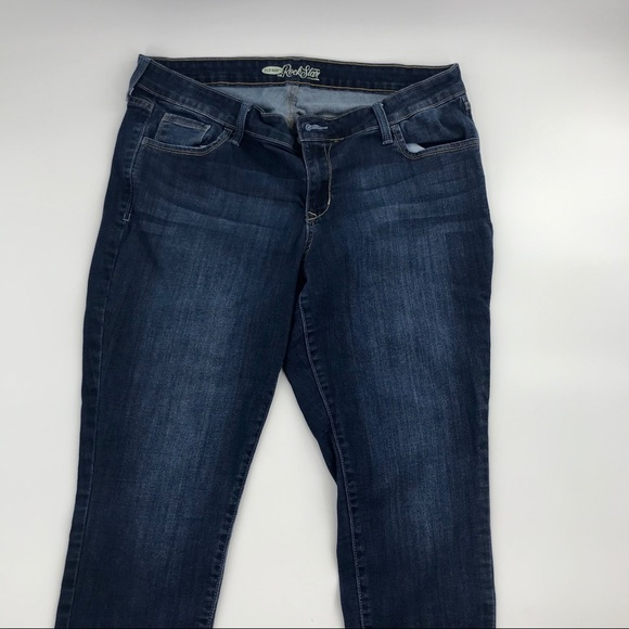 Old Navy Rockstar Skinny Jeans Plus sz 18R